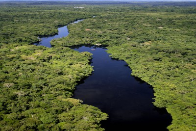 Brazil-Tailormade-Tours-Cristalino Jungle Lodge_Aerial-View