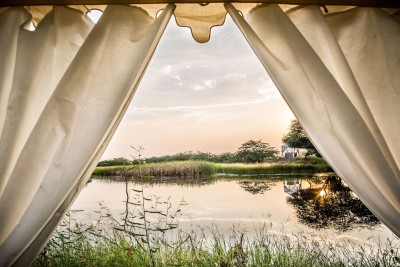 India-Tailormade-Tours-Blackbuck-Lodge_River-View