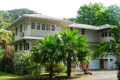 Panama-Wildlife-Tours_Accommodation_Canopy-Bed-and-Breakfast-exterior